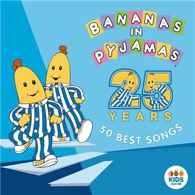 アルバム/50 Best Songs/Bananas In Pyjamas