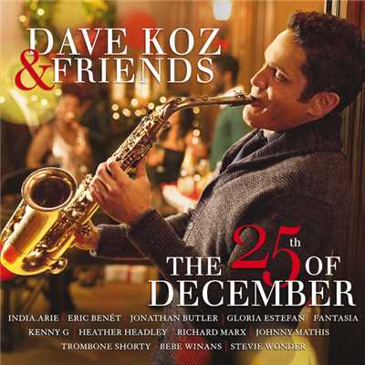 シングル/This Christmas (featuring Eric Benet)/Dave Koz