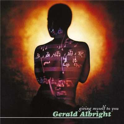 シングル/Giving Myself To You/Gerald Albright