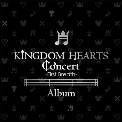 アルバム/KINGDOM HEARTS Concert -First Breath- Album/Yoko Shimomura