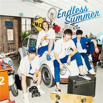 シングル/Endless Summer/N.Flying