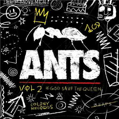 アルバム/ANTS Vol. 2: God Save The Queen/Various Artists