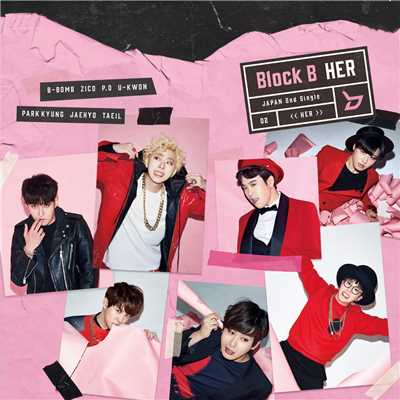 着うた®/Movie's Over -Japanese Version-/Block B