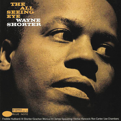 ハイレゾアルバム/The All Seeing Eye/Wayne Shorter