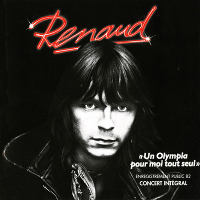 ハイレゾ/J'ai rate Tele-Foot (Live Olympia, Paris / 1982)/Renaud