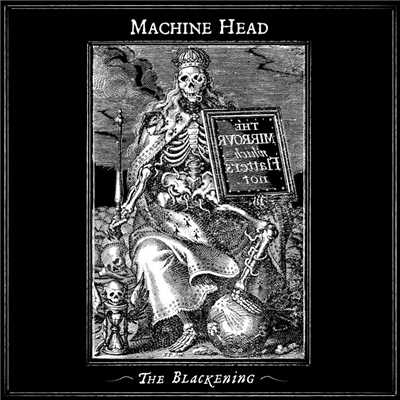 シングル/Now I Lay Thee Down/Machine Head