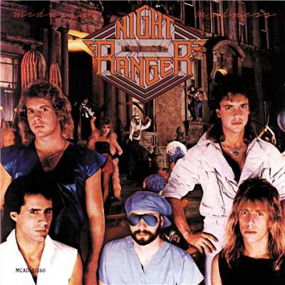 アルバム/Midnight Madness/Night Ranger