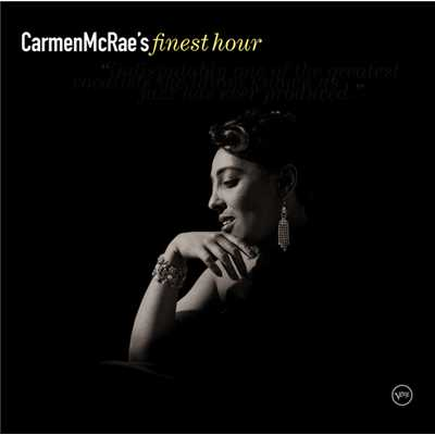 シングル/Dream Of Life/Carmen McRae