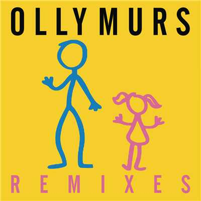 シングル/Grow Up (Martin Jensen Remix)/Olly Murs