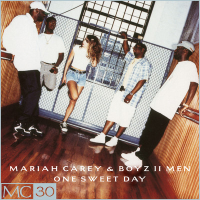 シングル/One Sweet Day (Live at Madison Square Garden - October, 1995)/MARIAH CAREY & BOYZ II MEN