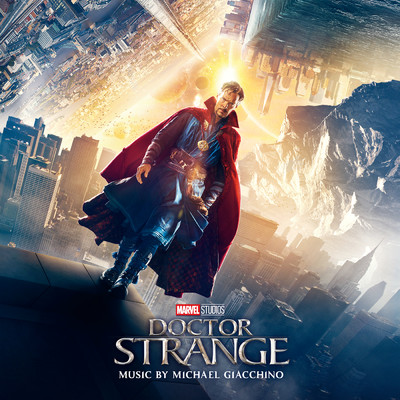 ハイレゾアルバム/Doctor Strange (Original Motion Picture Soundtrack)/Michael Giacchino