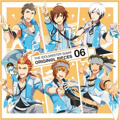 アルバム/THE IDOLM@STER SideM ORIGIN@L PIECES 06/V.A.