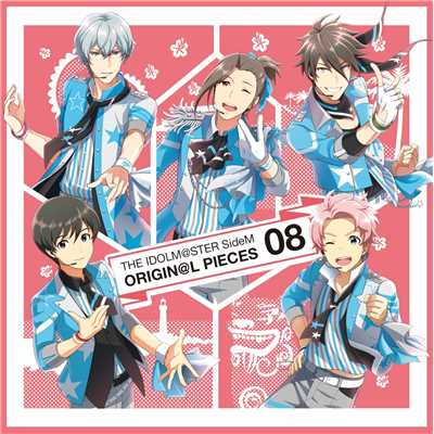 アルバム/THE IDOLM@STER SideM ORIGIN@L PIECES 08/V.A.