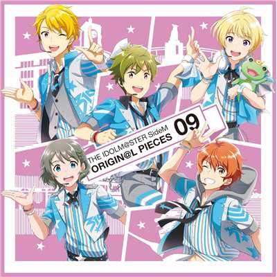アルバム/THE IDOLM@STER SideM ORIGIN@L PIECES 09/V.A.
