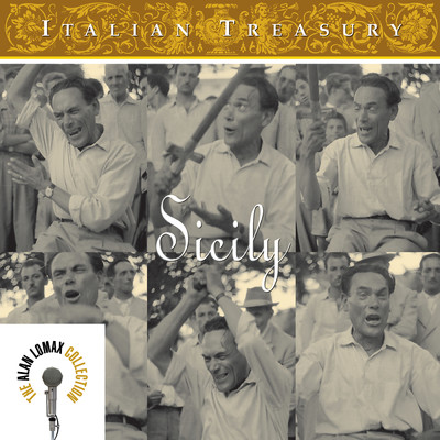 アルバム/Italian Treasury: Sicily - The Alan Lomax Collection/Various Artists