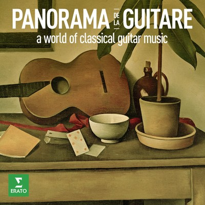 アルバム/Panorama de la guitare/Various Artists