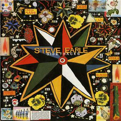 アルバム/Sidetracks/Steve Earle