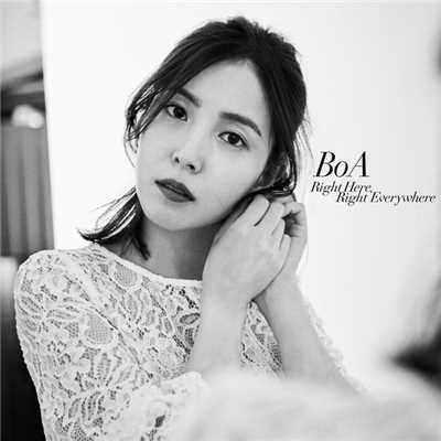 シングル/Right Here, Right Everywhere/BoA