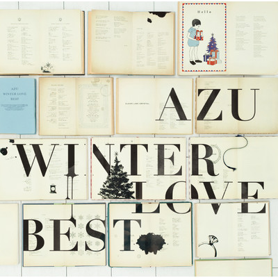 アルバム/WINTER LOVE BEST/AZU
