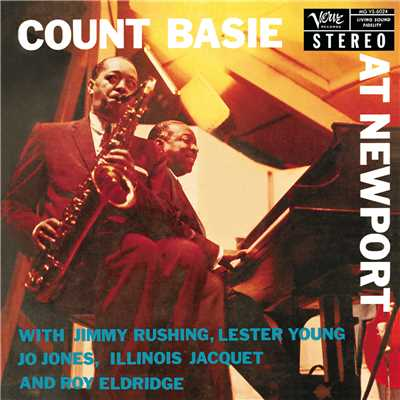 アルバム/Count Basie At Newport/Count Basie