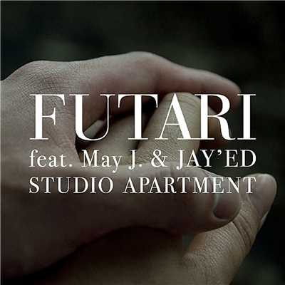 歌詞/二人 feat. May J., JAY'ED (Piano in Version)/STUDIO APARTMENT