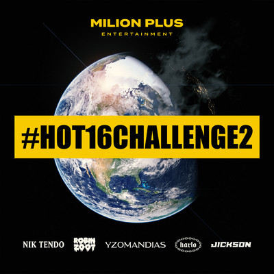 シングル/Locked Up (#hot16challenge2) (featuring Nik Tendo)/Milion+