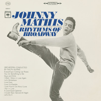 アルバム/The Rhythms of Broadway/Johnny Mathis