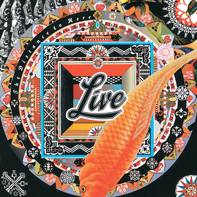 アルバム/The Distance To Here/Live