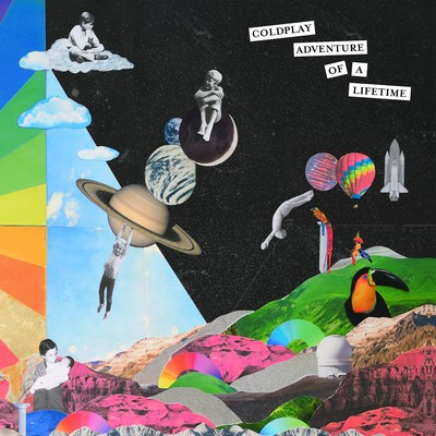 シングル/Adventure Of A Lifetime/Coldplay