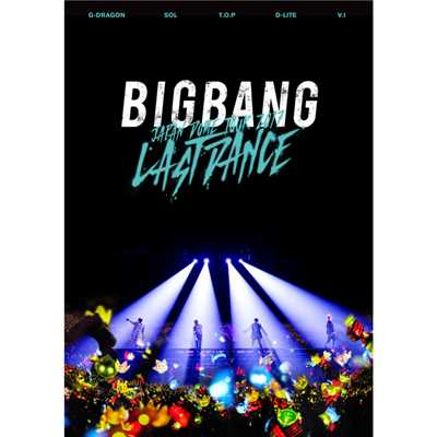 アルバム/BIGBANG JAPAN DOME TOUR 2017 -LAST DANCE-/BIGBANG