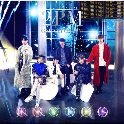 アルバム/GALAXY OF 2PM/2PM