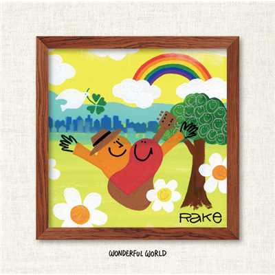 アルバム/WONDERFUL WORLD/Rake