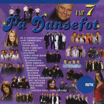 アルバム/Pa dansefot (Nr. 7)/Various Artists