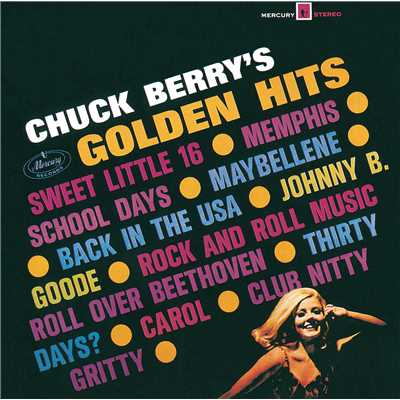 アルバム/Chuck Berry's Golden Hits (1967 Version)/Chuck Berry