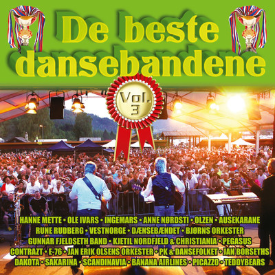 De beste dansebandene (Vol. 3)/Various Artists