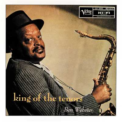 アルバム/King Of The Tenors/Ben Webster