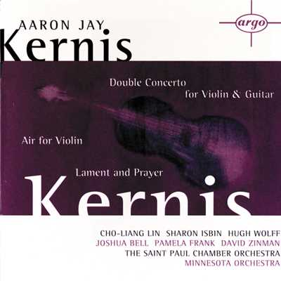 シングル/Kernis: AIR for violin/Joshua Bell