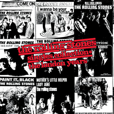 ハイレゾアルバム/The Rolling Stones Singles Collection: The London Years/The Rolling Stones