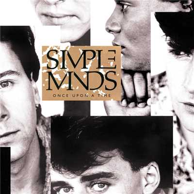 アルバム/Once Upon A Time/Simple Minds