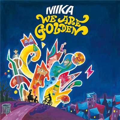 シングル/We Are Golden (Calvin Harris Remix)/MIKA