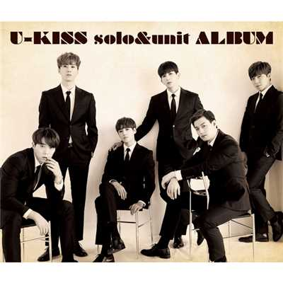 ハイレゾアルバム/U-KISS solo&unit ALBUM/U-KISS