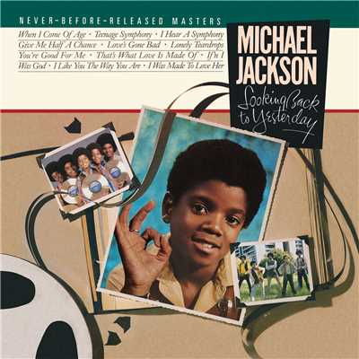 アルバム/Looking Back To Yesterday/Michael Jackson
