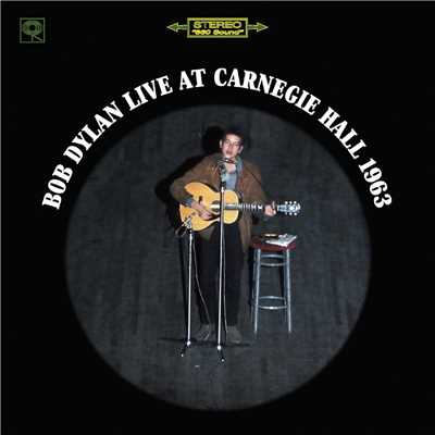 シングル/The Times They Are A-Changin' (Live)/Bob Dylan