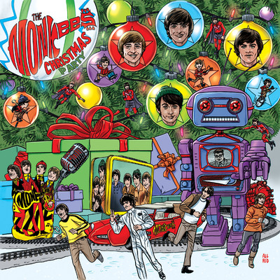 シングル/Merry Christmas, Baby/The Monkees
