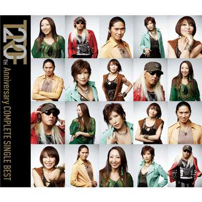 アルバム/TRF 20TH Anniversary COMPLETE SINGLE BEST/TRF
