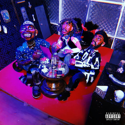シングル/Got Muscle feat.Peewee Longway,WaveIQ/GoldLink