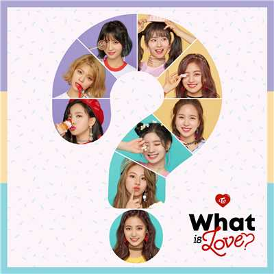 アルバム/What is Love?/TWICE