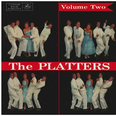 アルバム/Volume Two/The Platters