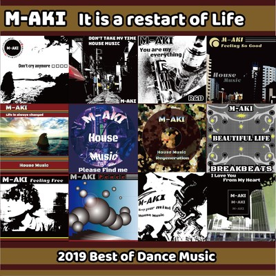 2019 BEST OF DANCE MUSIC/M-AKI