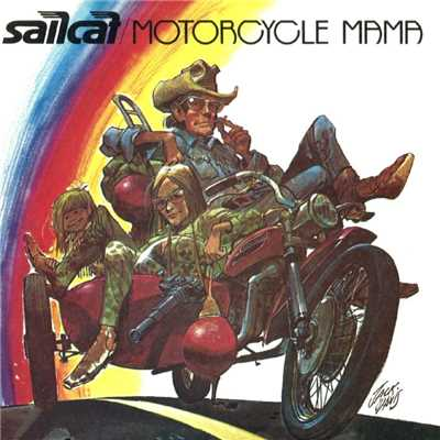 シングル/Motorcycle Mama/Sailcat